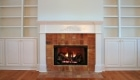 Gas Fireplace 1