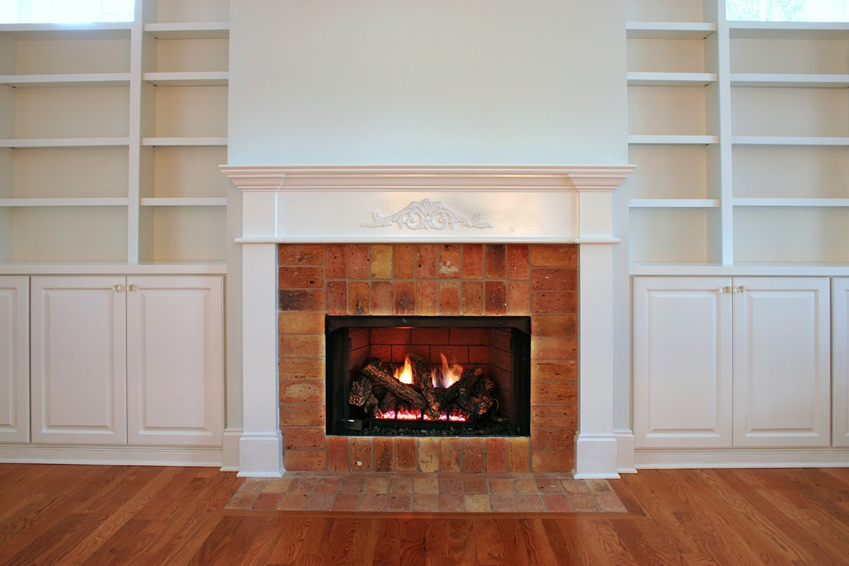 Gas Fireplace Inserts Home Addition Remodeling Ct