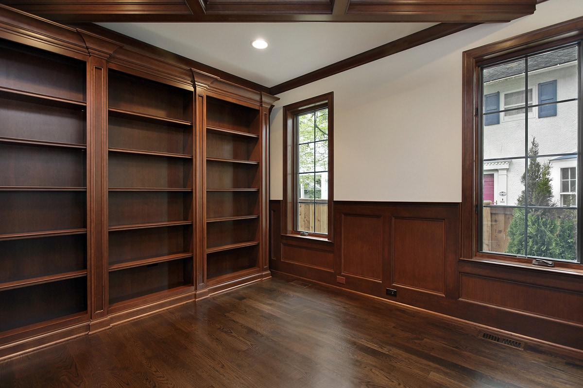 custom library shelves built in closets cabinetry ct. Black Bedroom Furniture Sets. Home Design Ideas