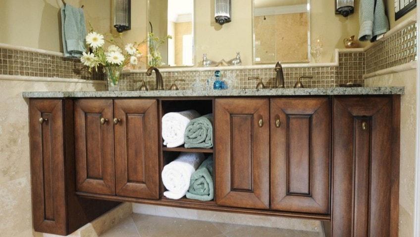 CT Bathroom Vanity