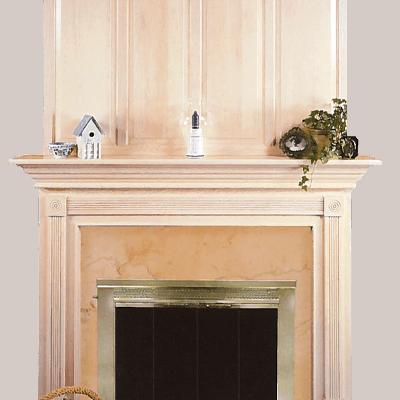 fairmont fireplace mantel