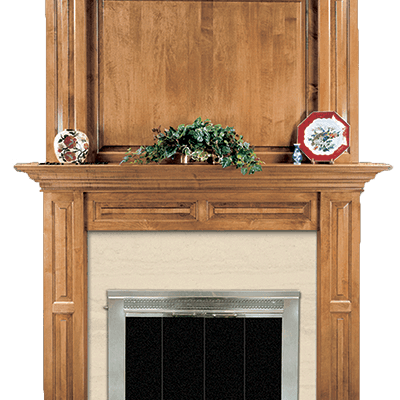 glenbrook fireplace mantel