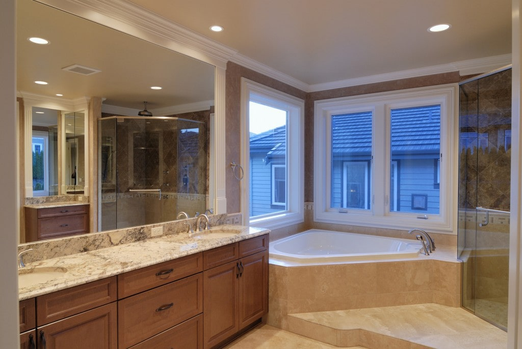 Bathroom remodeling ridgefield ct top rated contractor for Bath remodel ct