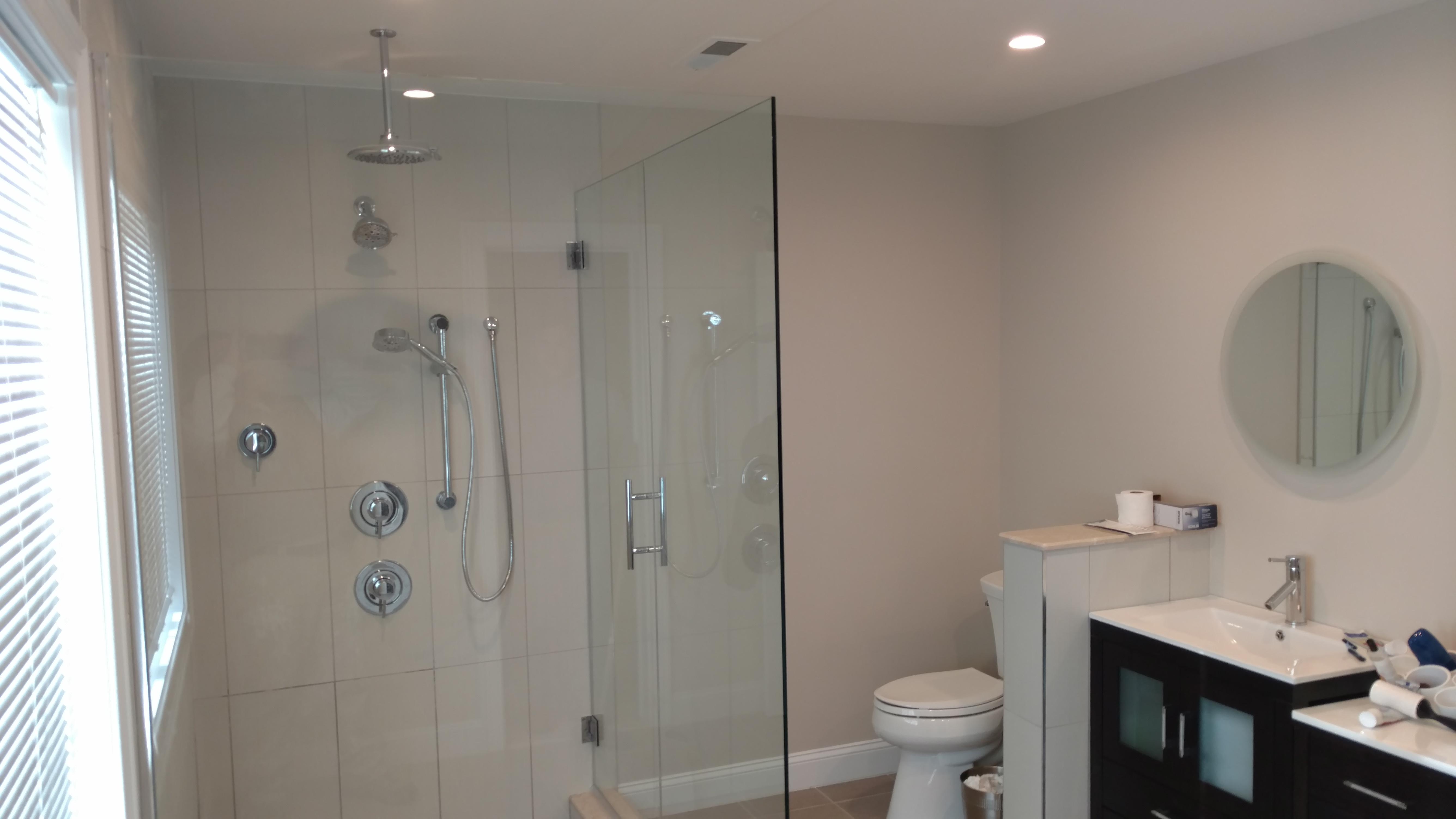 bathroom remodeling Easton
