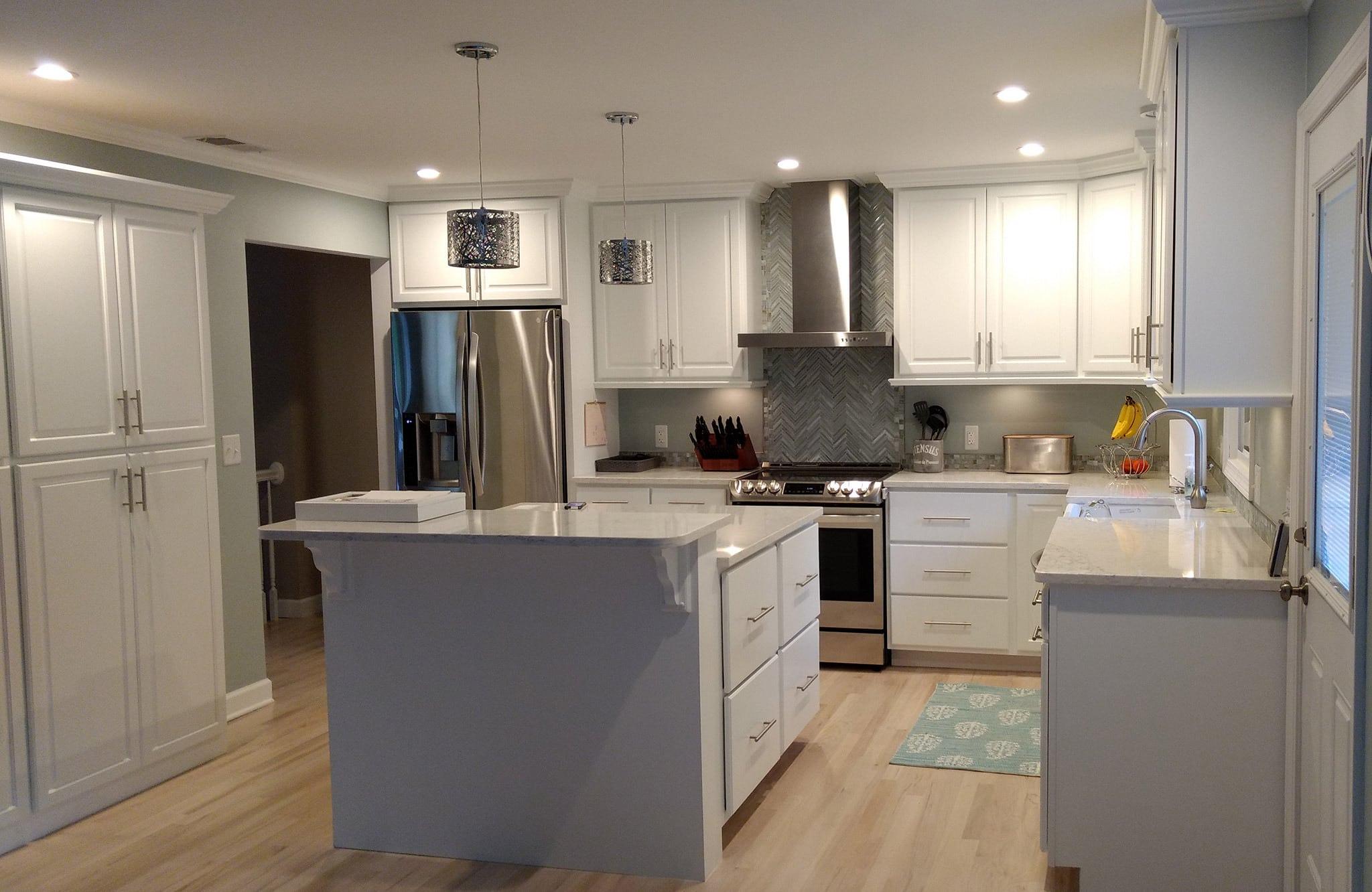 CT Custom Built Kitchen Cabinets